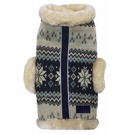 Fab Dog FAB DOG Tahoe Lodge Shearling Jacket