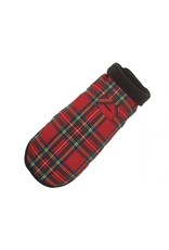 UP COUNTRY UP COUNTRY Red Plaid Fleece Lined Coat