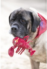 Hugglehounds HUGGLEHOUNDS Lobster Knottie Toy