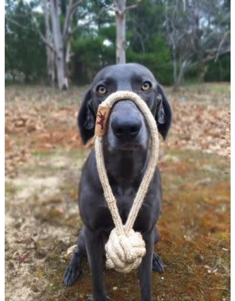 Tall Tails TALL TAILS Dog Natural Cotton Rope Tug Toy