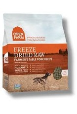Open Farm OPEN FARM Freezedried Dog Food Pork 13.5 OZ