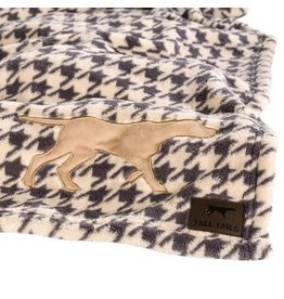 Tall Tails TALL TAILS Dog Blanket Houndstooth