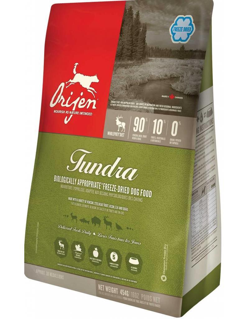ORIJEN ORIJEN Tundra Freezedried Dog Food