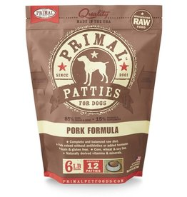 Primal Pet Foods PRIMAL Frozen Raw Canine Pork Formula