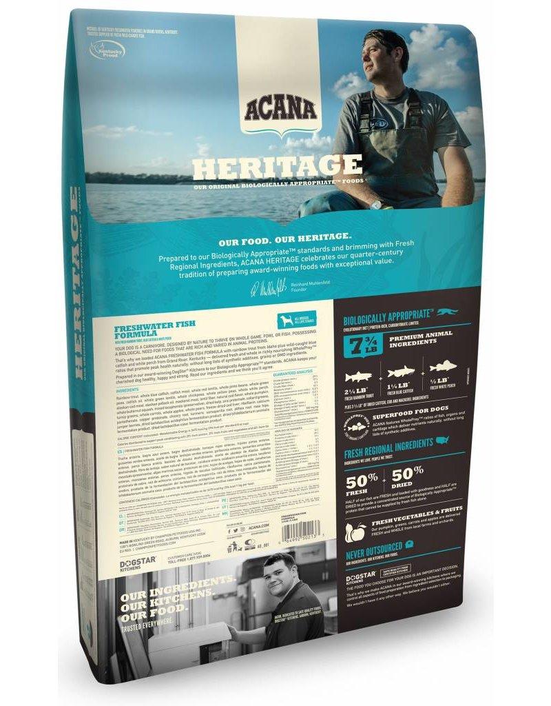 Acana ACANA Heritage Freshwater Fish Grain-Free Dry Dog Food