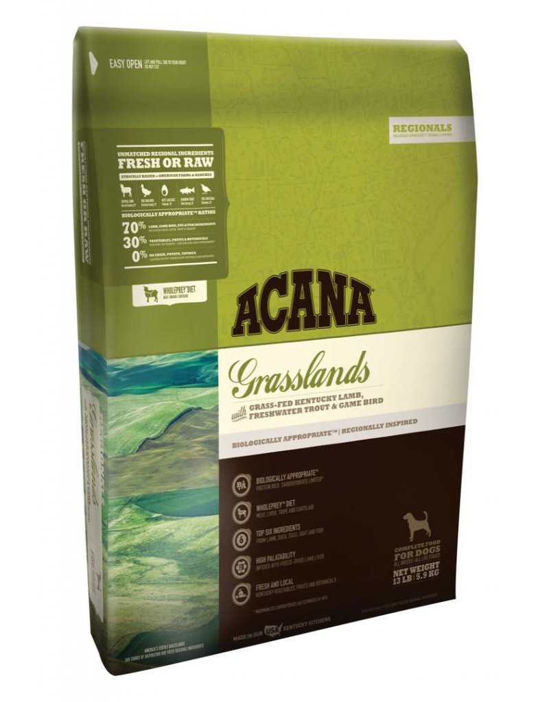 Acana ACANA Grasslands Grain-Free Dry Dog Food