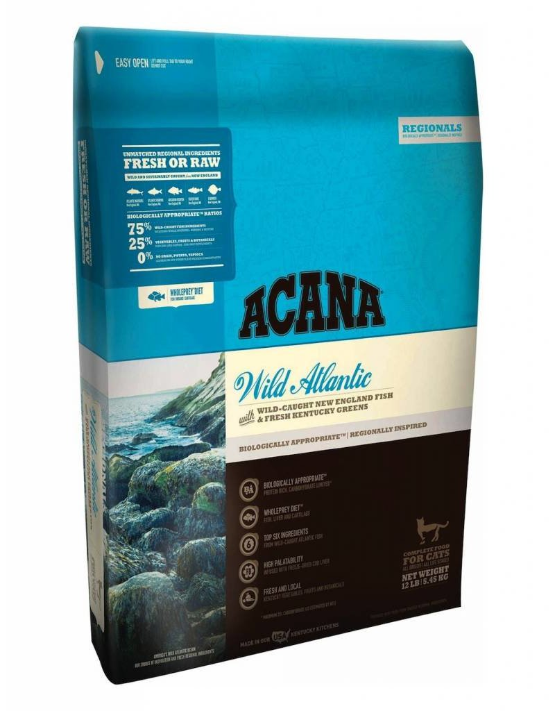 Acana ACANA Wild Atlantic Grain-Free Dry Cat & Kitten Food
