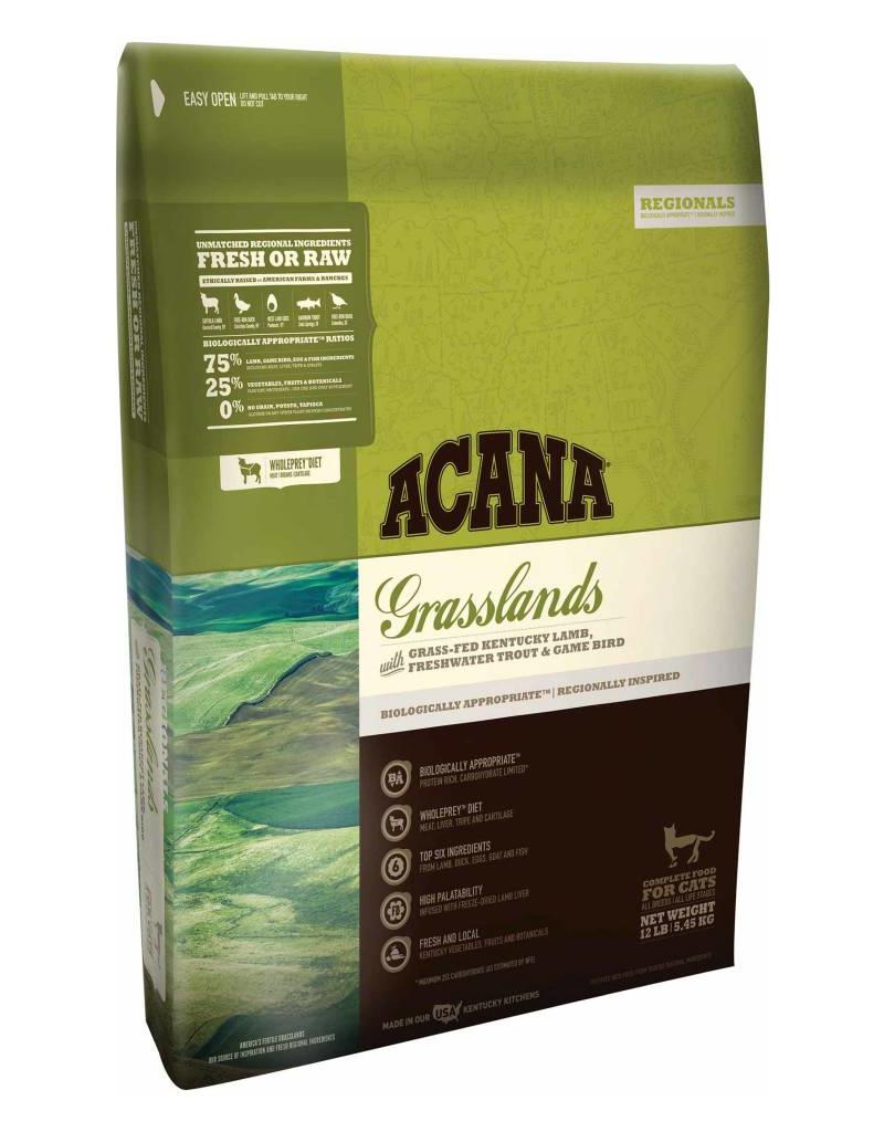 Acana ACANA Grasslands Grain-Free Dry Cat & Kitten Food