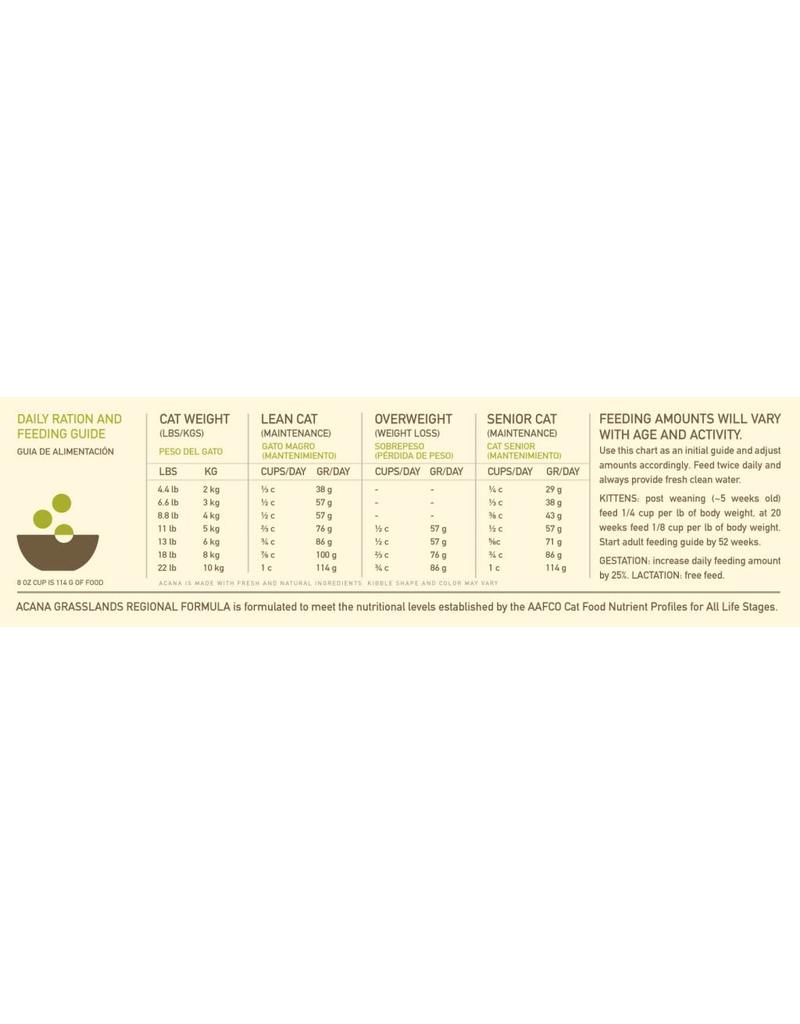 Acana ACANA Grasslands Grain-Free Dry Cat & Kitten Food