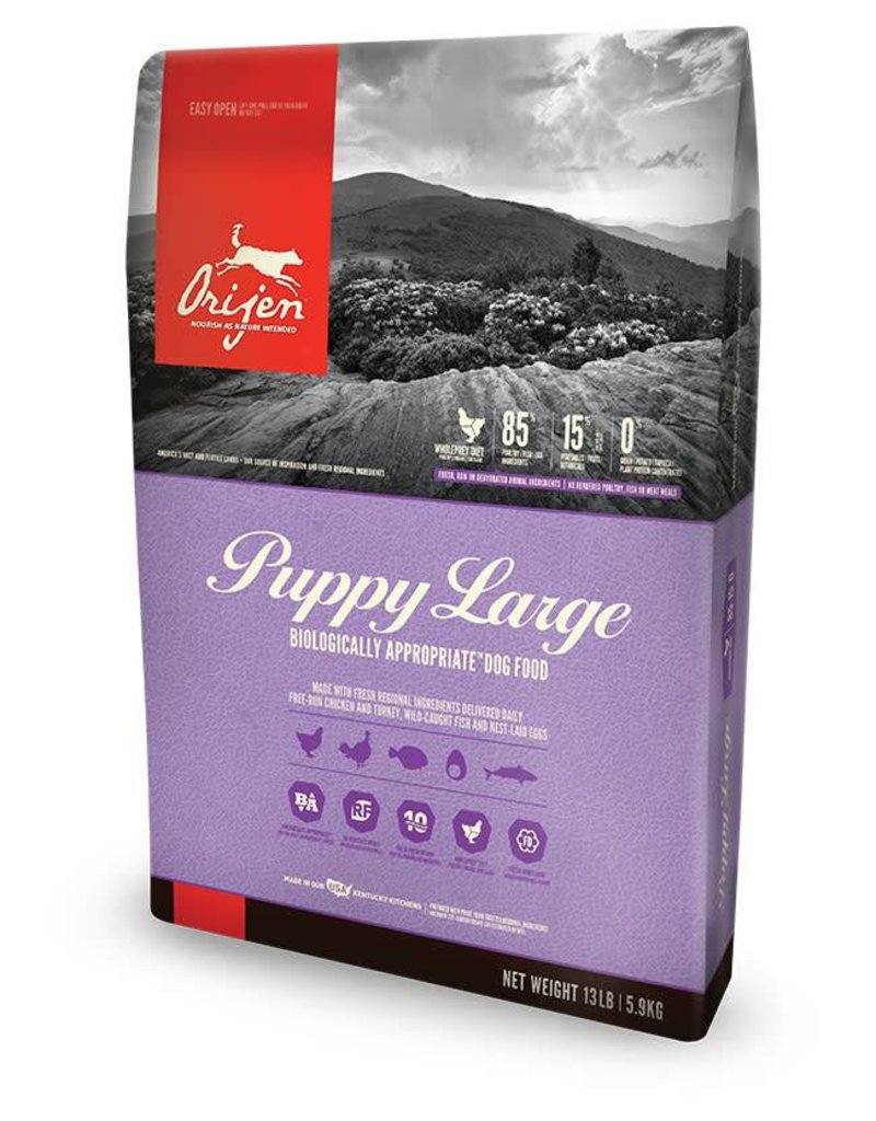 ORIJEN ORIJEN USA Large Breed Puppy Grain-Free Dry Dog Food