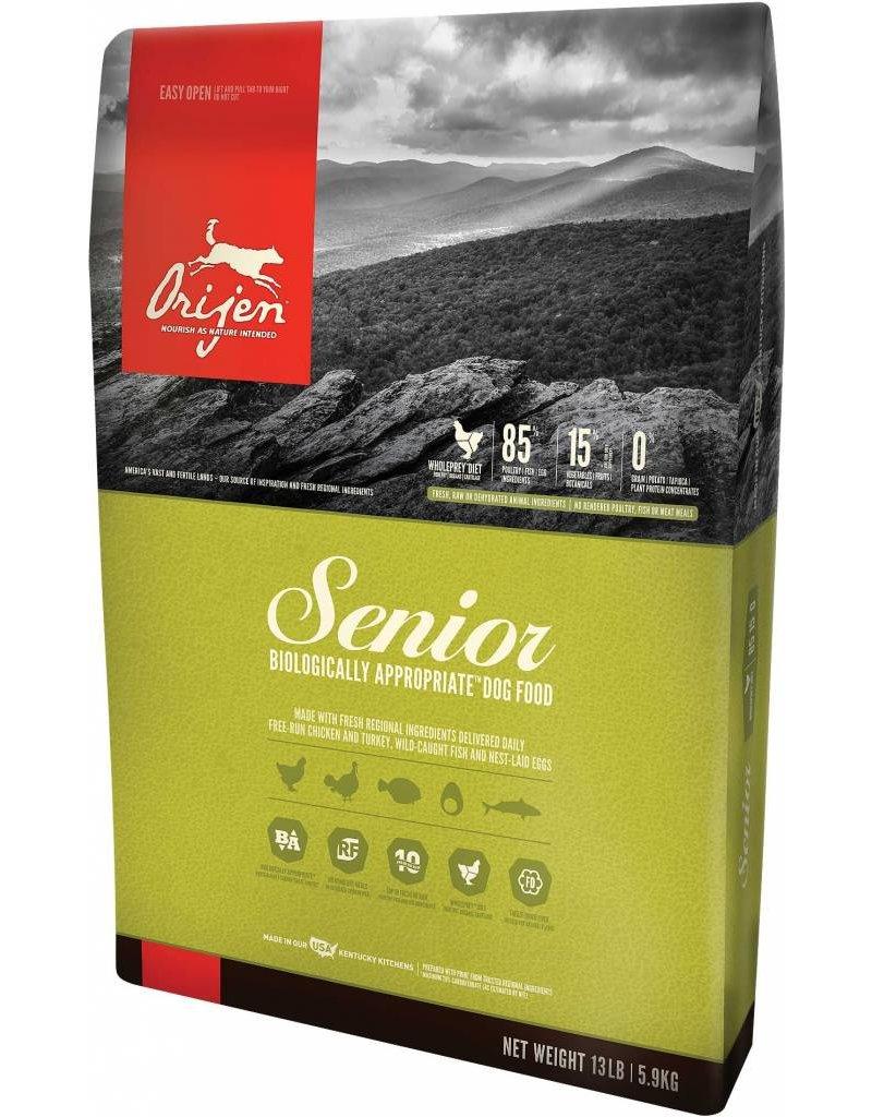 ORIJEN ORIJEN USA Senior Grain-Free Dry Dog Food