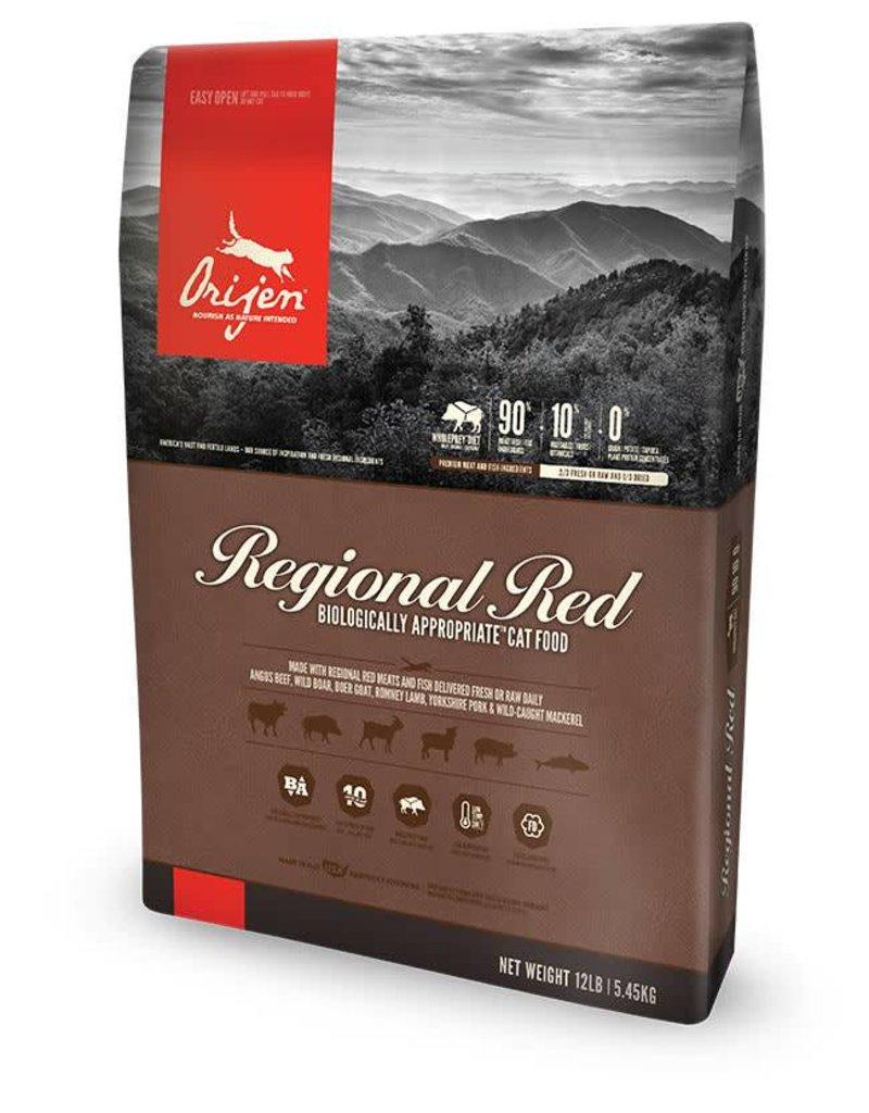 ORIJEN ORIJEN USA Regional Red Grain-Free Dry Cat Food