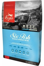 ORIJEN ORIJEN USA 6 Fish Grain-Free Dry Dog Food