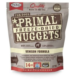 Primal Pet Foods PRIMAL Venison Freezedried Dog Food