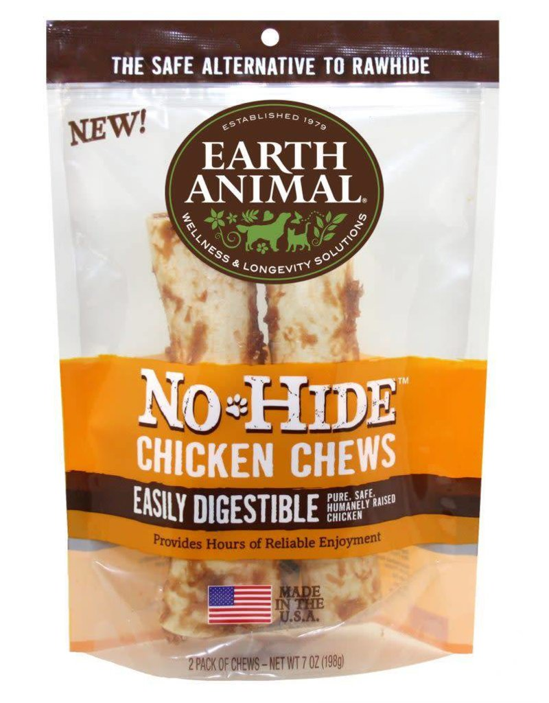 Earth Animal EARTH ANIMAL No-Hide Chicken Chews