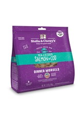 Stella & Chewys STELLA & CHEWY'S Sea-Licious Salmon & Cod Freezedried Cat Food