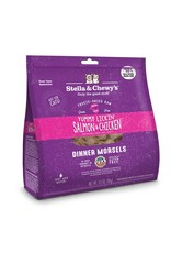 Stella & Chewys STELLA & CHEWY'S Yummy Lickin Salmon & Chicken Freezedried Cat Food