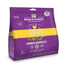 Stella & Chewys STELLA & CHEWY'S Chick Chick Chicken Freezedried Cat Food