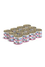 Weruva BFF Tuna & Chicken Chuckles Canned Cat Food Case
