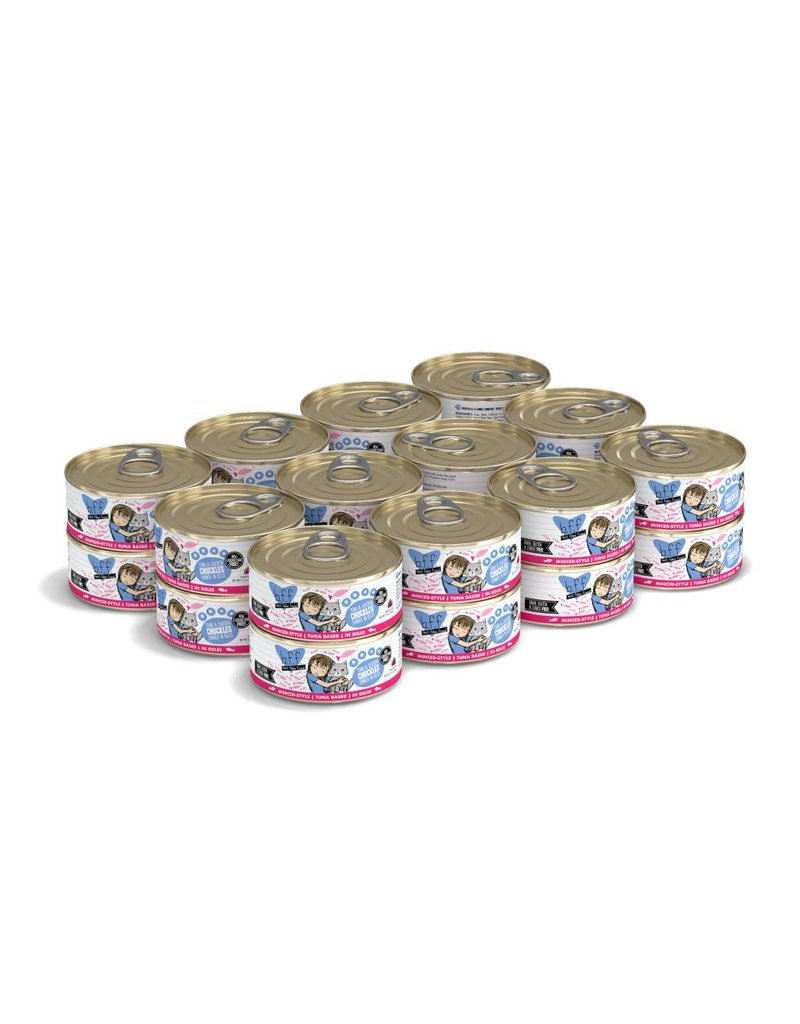 Weruva BFF Tuna & Pumpkin Valentine Canned Cat Food Case