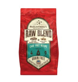 Stella & Chewy's STELLA & CHEWY'S Raw Blend Cage Free Dry Dog food