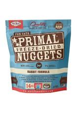Primal Pet Foods PRIMAL Rabbit Freezedried Cat Food