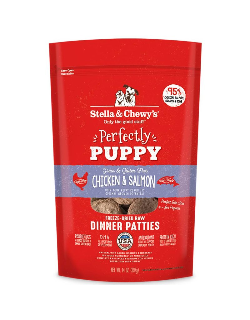 Stella & Chewy's STELLA & CHEWY'S Chicken & Salmon Freezedried Puppy Food