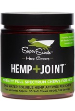 Super Snout Hemp SUPER SNOUTS Full Spectrum CBD Chew Hemp + Joint