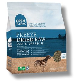 Open Farm OPEN FARM Freezedried Dog Food Surf & Turf 13.5 OZ