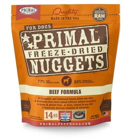 Primal Pet Foods PRIMAL Beef Freezedried Dog Food