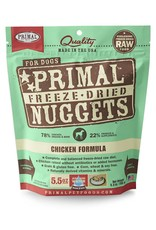 Primal Pet Foods PRIMAL Chicken Freezedried Dog Food