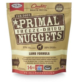 Primal Pet Foods PRIMAL Lamb Freezedried Dog Food