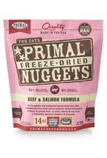 Primal Pet Foods PRIMAL Beef & Salmon Freezedried Cat Food