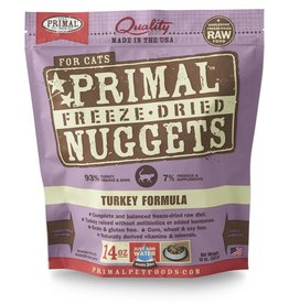 Primal Pet Foods PRIMAL Turkey Freezedried Cat Food