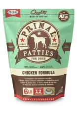 Primal Pet Foods PRIMAL Frozen Raw Canine Chicken Formula