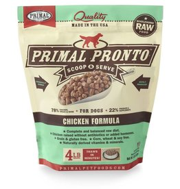 Primal Pet Foods PRIMAL Pronto Raw Frozen Canine Chicken Formula