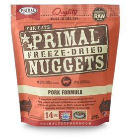 Primal Pet Foods PRIMAL Pork Freezedried Cat Food
