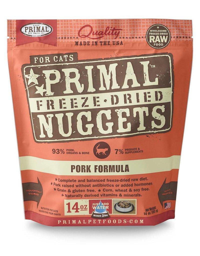 Primal Pet Foods PRIMAL Pork Freezedried Cat Food