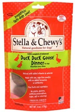 Stella & Chewy's STELLA & CHEWY'S Duck, Duck Goose Dinner Freezedried Dog Food