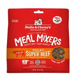 Stella & Chewys STELLA & CHEWY'S Super Beef Freezedried Meal Mixers for Dogs