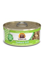 Weruva WERUVA Outback Grill Grain-Free Canned Cat Food Case