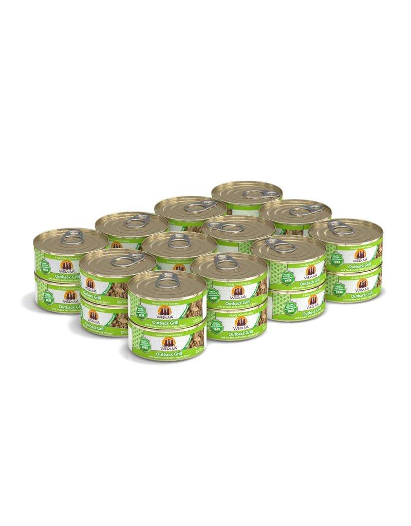Weruva WERUVA Outback Grill Grain-Free Canned Cat Food Case