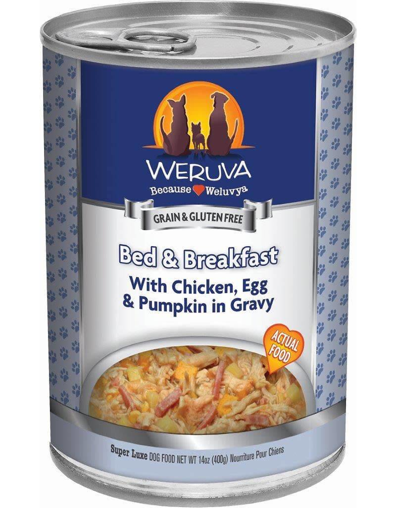 Weruva WERUVA Bed & Breakfast Canned Dog Food Case