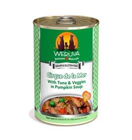 Weruva WERUVA Cirque De La Mer Grain-Free Canned Dog Food Case