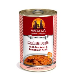 Weruva WERUVA Marbella Paella Grain-Free Canned Dog Food Case