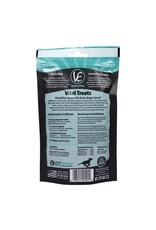 Vital Essentials VITAL ESSENTIALS Freezedried Alaskan Salmon Rings Dog Treat 2 oz.