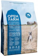 Open Farm OPEN FARM Catch Of The Day Whitefish & Lentil Dry Dog Food