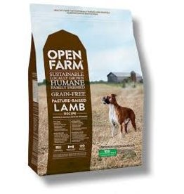 Open Farm OPEN FARM Pastured Lamb Dry Dog Food