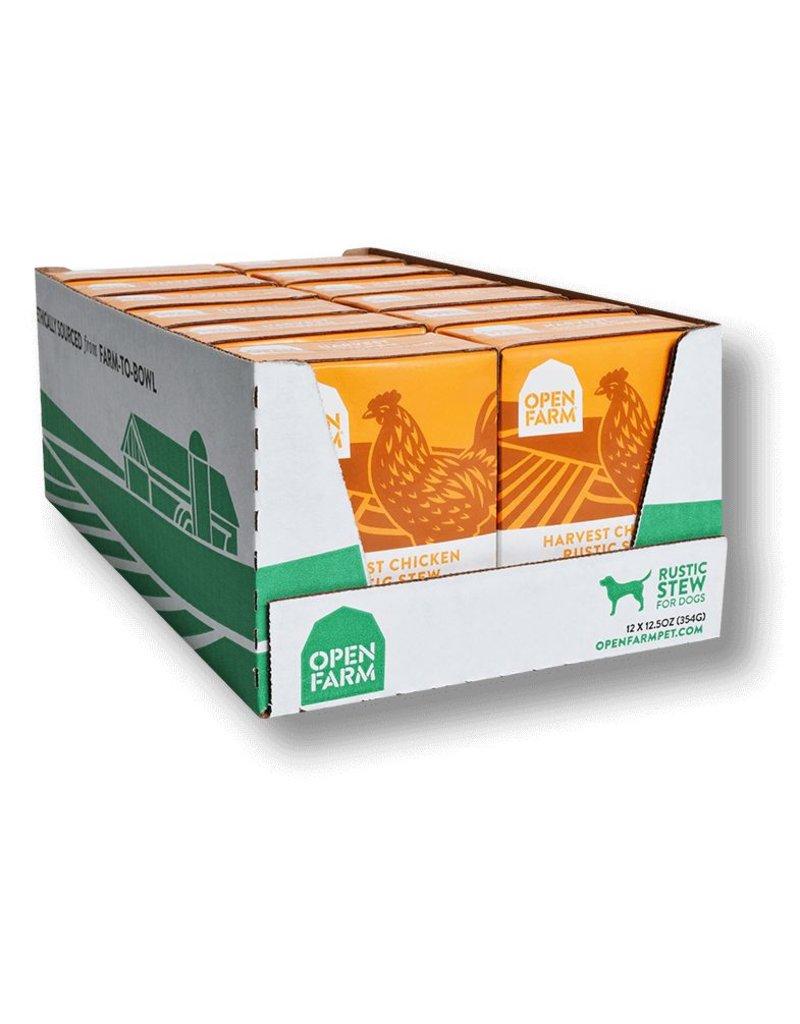 Open Farm OPEN FARM Dog Stew Chicken 12.5oz CASE/12