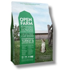 Open Farm OPEN FARM Homestead Turkey & Chicken Dry Cat Food